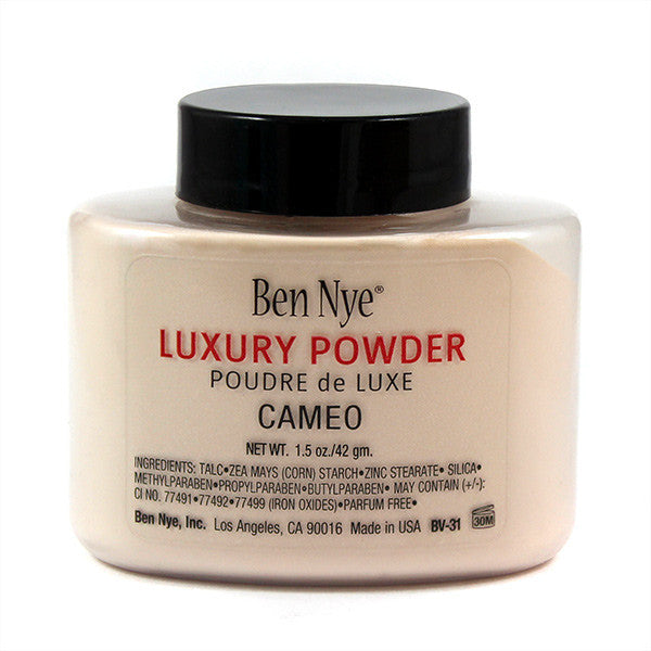 Ben Nye - Cameo Luxury Powder
