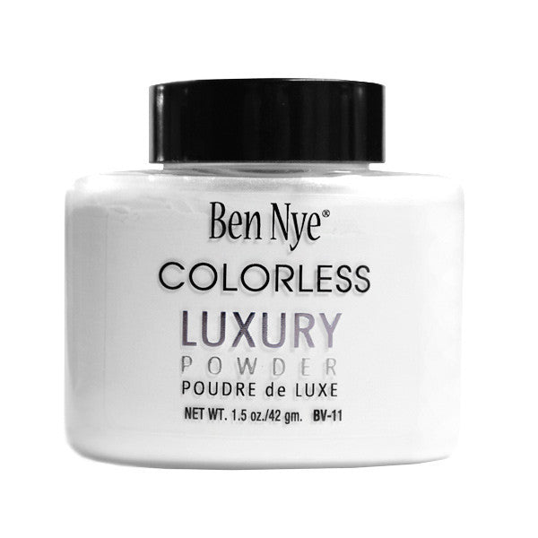 Ben Nye - Colorless Luxury Powder