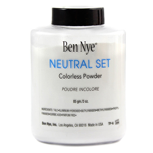 Ben Nye - Neutral Set Translucent Powder