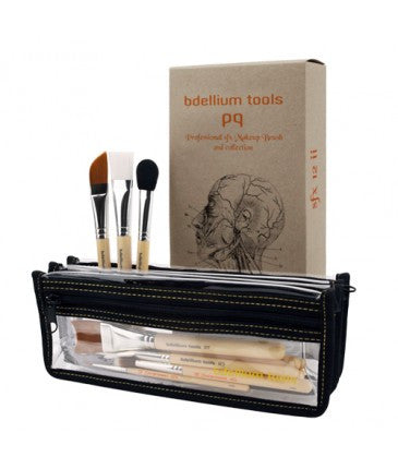 Bdellium SFX 12 pc. Brush Set with Double Pouch (2nd Collection)
