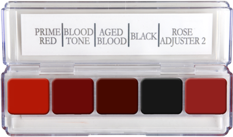 Skin Illustrator Bloody 5 Palette