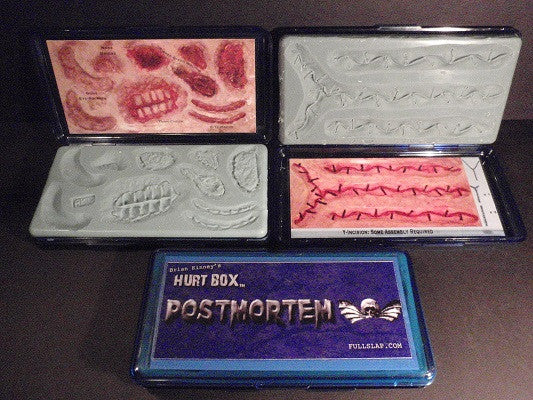 BRIAN KINNEY - POSTMORTEM BOX (2-sided mold)