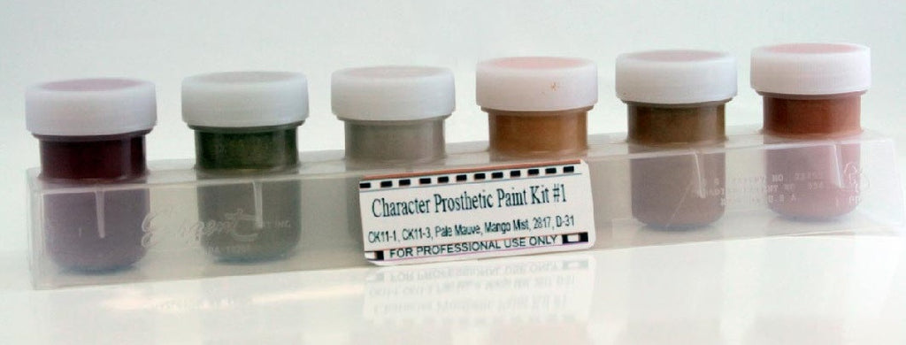 Thomas Surprenant – Character #1 Kit PAX Paints