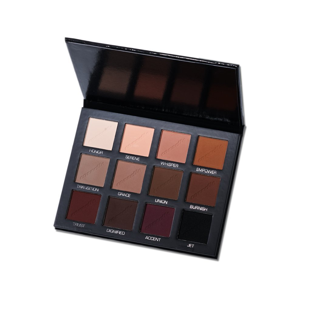 Cozzette The Padded Eyeshadow Palette • 12 Mattes