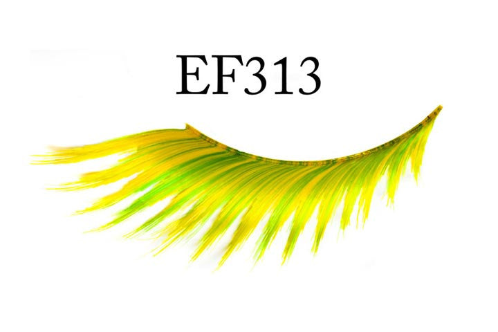 #EF313 - FEATHERED EYELASH