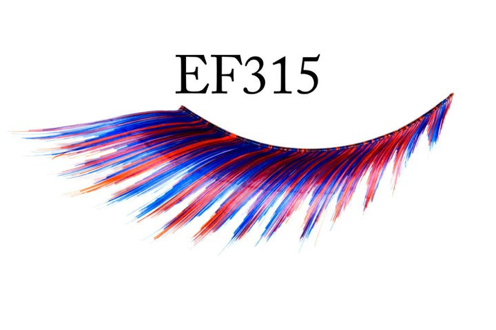 #EF315 - FEATHERED EYELASH