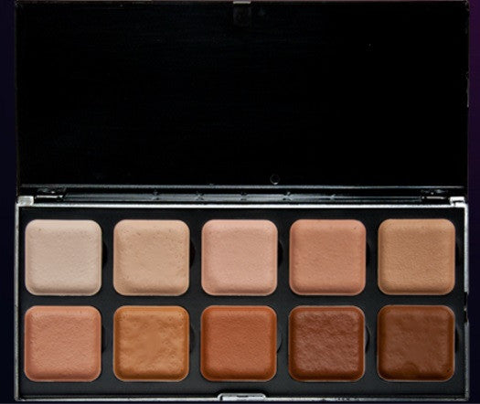 Encore Palette - SKT Light to Dark