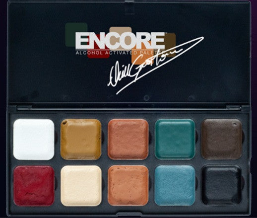 Encore Palette by Neill Gorton - Old Age