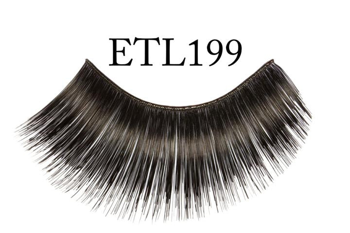 #199 - THICK & LONG EYELASH