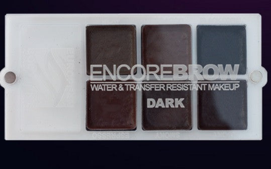 Encore BROW Palette - Dark