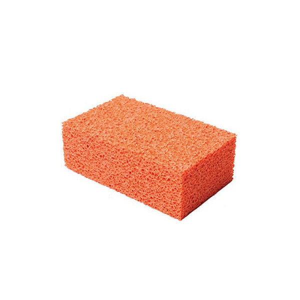Orange Stipple Sponge - Fine Pore