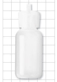 Flip Top Bottle 1oz