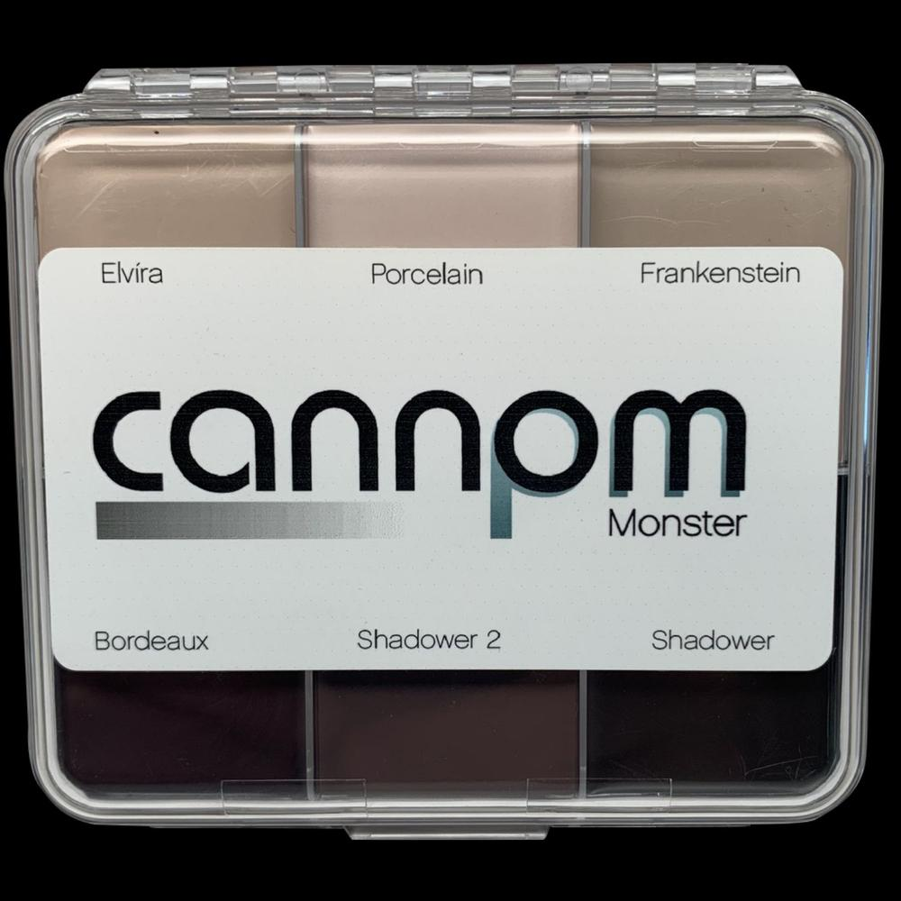 Skin Illustrator - CANNOM MONSTER PALETTE