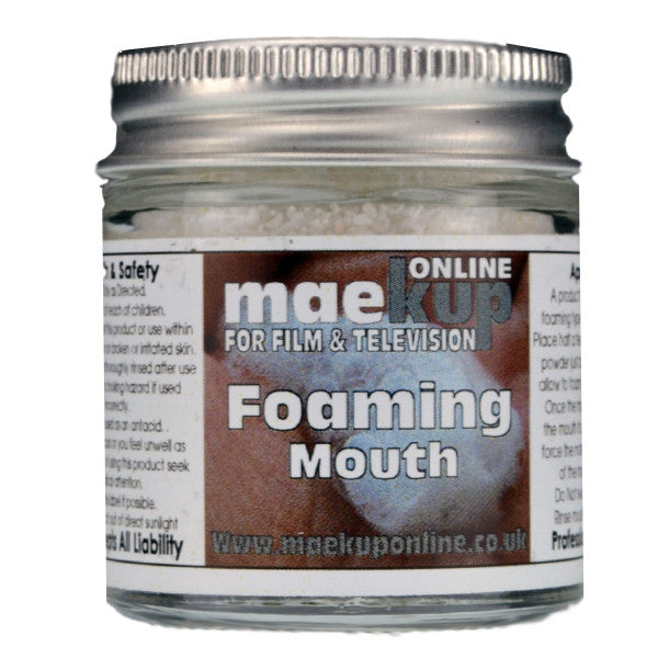 Maekup Foaming Mouth Powder