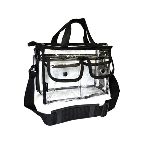 Paris Berlin Clear Pouch Medium