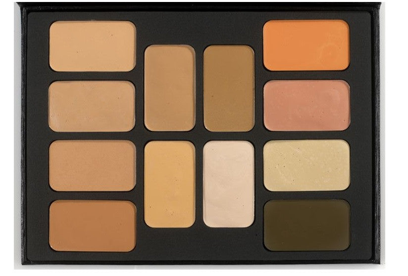 Make-Up International Camouflage Palette