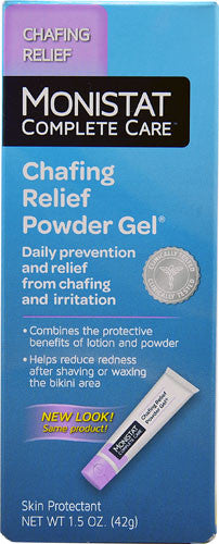 Monistat Chafing Relief Powder Gel