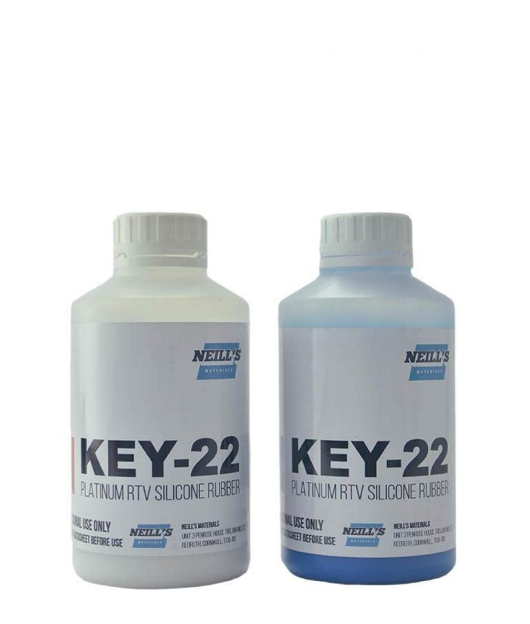 Neill's Materials - Key-22 Silicone Rubber