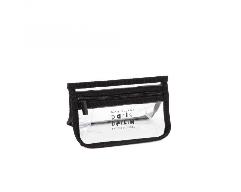Paris Berlin Clear Pouch Small
