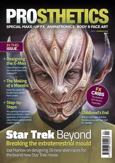 Prosthetics Magazine Issue 4 Summer 2016