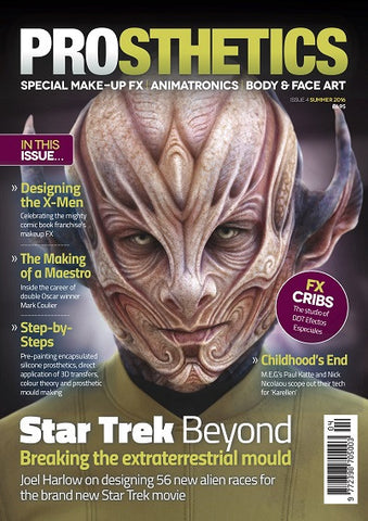 Prosthetics Magazine Issue 16 AUTUMN 2019