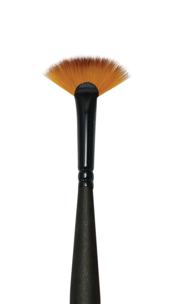 (4200FB-12/0) Mini Majestic Brushes - FAN 12/0
