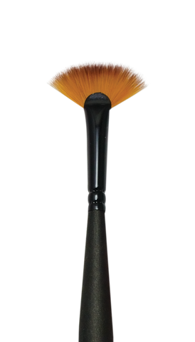 (4200C-1/4) Mini Majestic Brushes - COMB 1/4