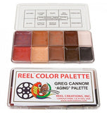 REEL Creations -  Greg Cannom Aging Palette