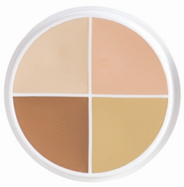 "Ben Nye SK1 ""Cover All"" Wheel (4 colours)  - TILT Makeup London"