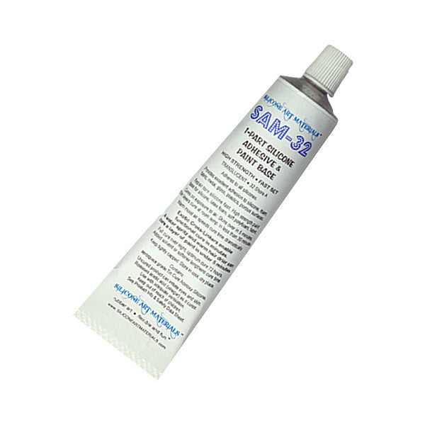 SAM - 32 SILICONE ADHESIVE & PAINT BASE