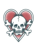 TattooedNow! Skull & Heart