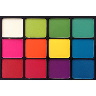 Viseart Editorial Brights Palette 08