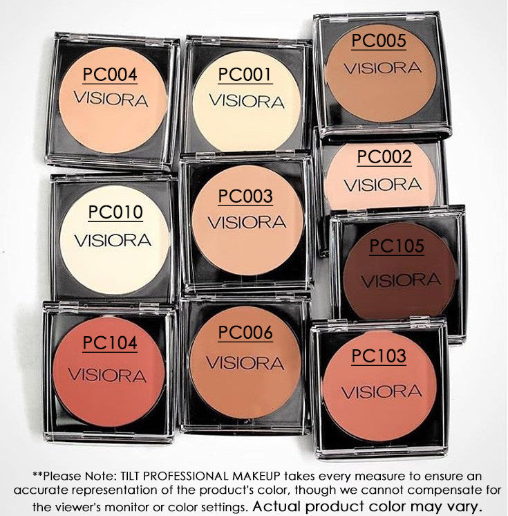 VISIORA - PC - Compact Powder