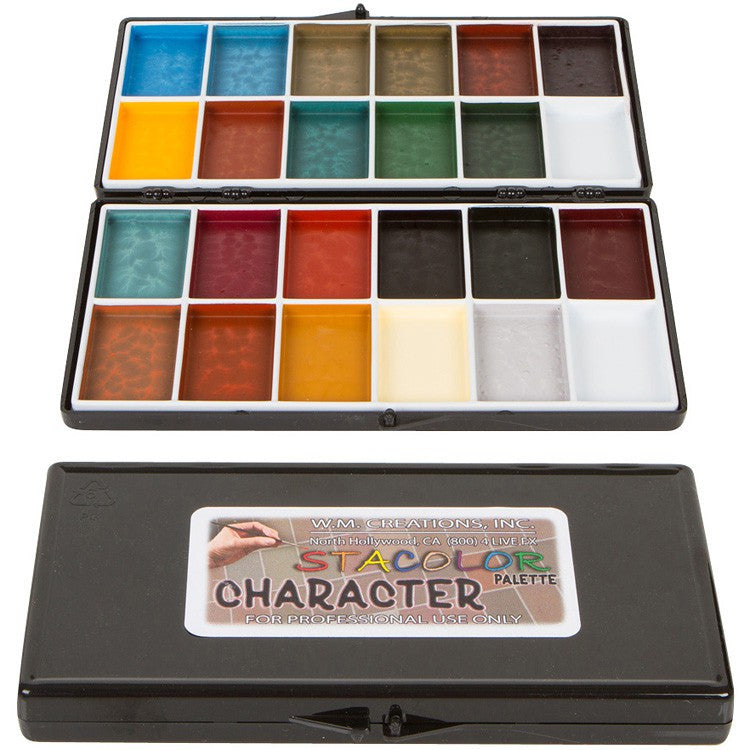 WM Creations - Character Palette