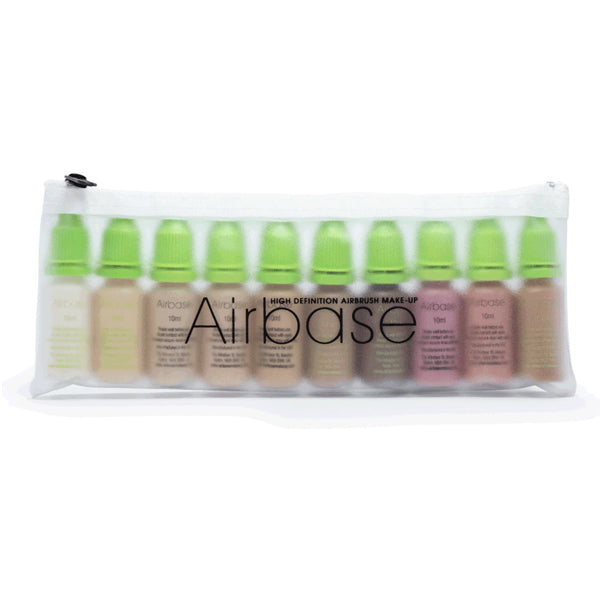 Airbase Silicone Foundation + Blush + Bronze Pack