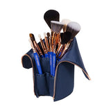 Bdellium GOLDEN TRIANGLE PHASE I COMPLETE 15PC. BRUSH SET WITH POUCH