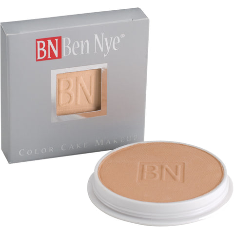 Ben Nye Studio Colors Creme - Medium/Dark Blush & Contour Palette