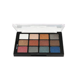Ben Nye Studio Colors Pressed - Modern Neutrals Pearl Sheen Palette