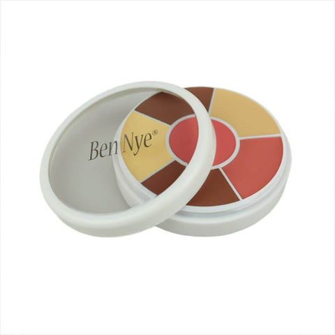 Ben Nye Studio Colors Creme - Light Blush & Contour Palette