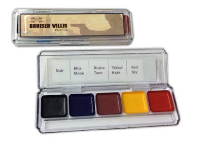 MR DASHBO - The Ultimate Bruised Willis Palette