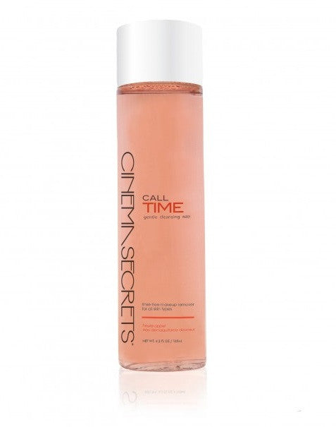 CINEMA SECRETS - CALL TIME GENTLE CLEANSING WATER