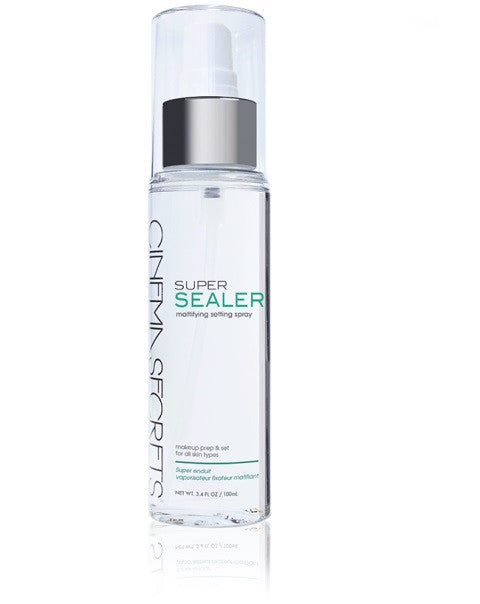 CINEMA SECRETS - SUPER SEALER MATTIFYING SETTING SPRAY