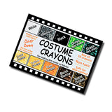 Dirty Down - Costume Crayon -box of 10 crayons