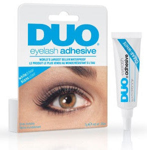 DUO eyelash adhesive 7g - CLEAR
