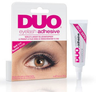 DUO eyelash adhesive 7g - DARK