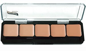 Graftobian - HD Glamour Creme Palette, Neutral #1