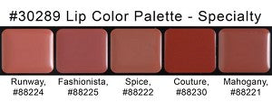 Graftobian - HD Lip Color Palette - Specialty Shades
