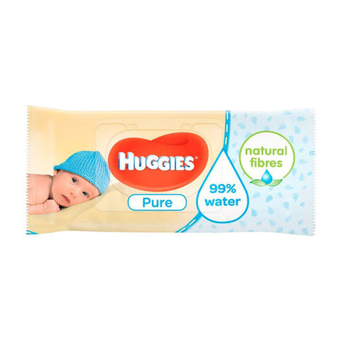 Huggies Style on the Go Baby Wipes (REFILLABLE)