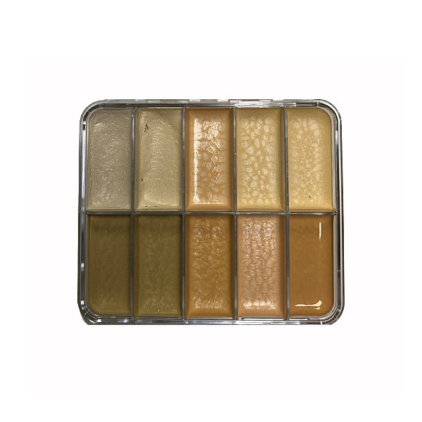 Jordane Cosmetics - Mini Blondie Palette