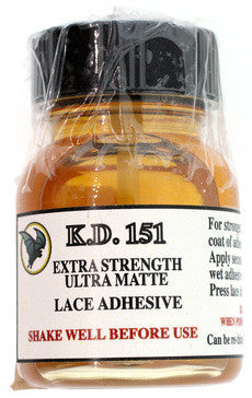 K.D. 151 Extra Strength Ultra Matte Lace Adhesive